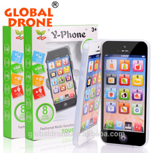 English Learning machine Simulation Mobile Phone Kid Toy Cellphone Baby Mobile Educational Puzzle Toys Electronic Phone