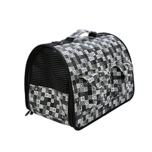 Portable breathable pet cage dog bag pet carriers for small animals