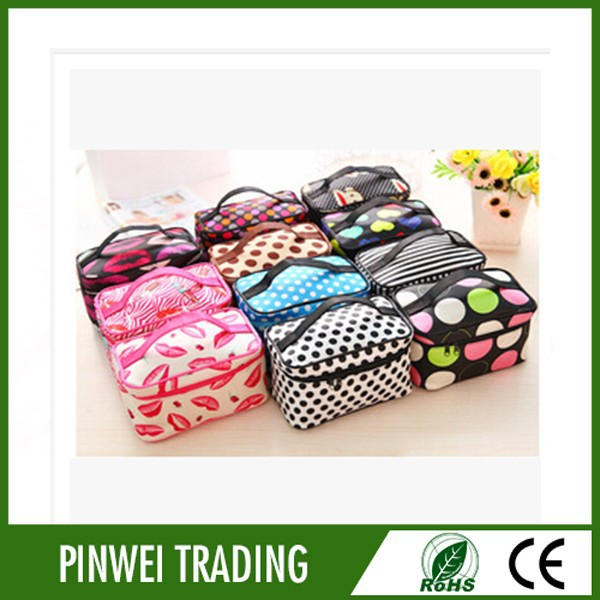 portable cosmetic case and box