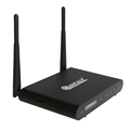 Qintex Q912 Android 6.0 Amlogic s912 octa core google android tv box for meeting room