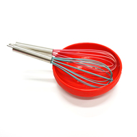 Factory Direct Supply FDA & LFGB Silicone function of egg beater
