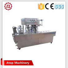 Made in China aluminum foil cap sealing machine With ISO 9001 Certificate