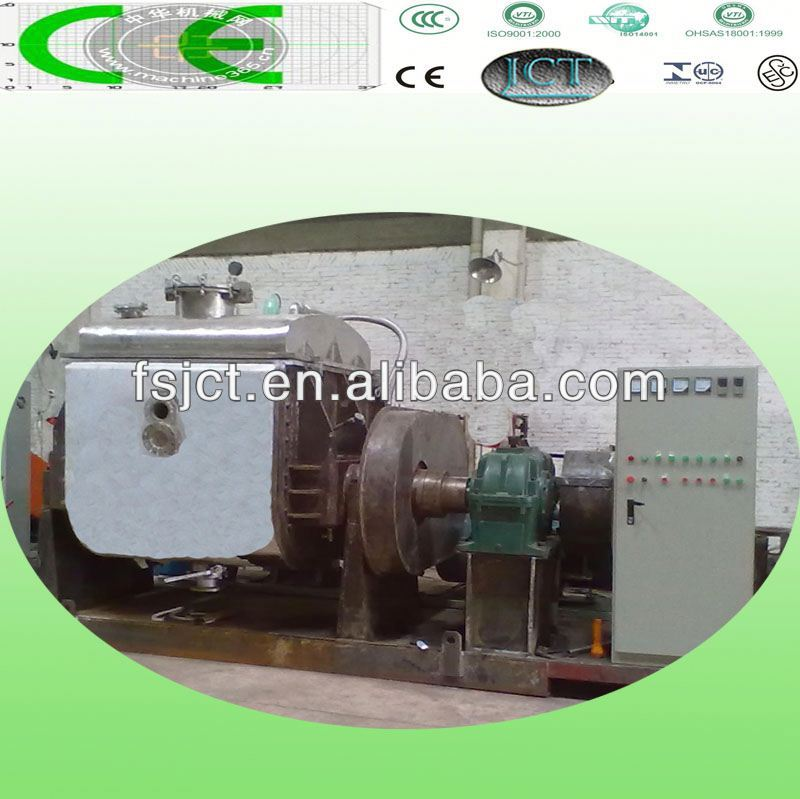 high quality and multi functional kneader making machine used for natural rubber NHZ-500L