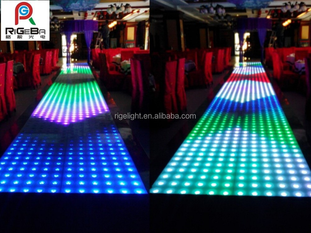 Patented product 60x60cm led dance floor ,led dance floor,used dance floor for sale