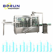 PET Bottled Beverage Water Filling Bottling Production Machines Equipment Manufacturers From China
