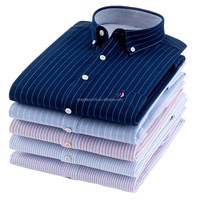 New Design OEM Factory High Quality Pure Cotton Men Business Dress Shirt