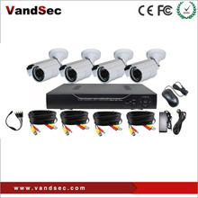 Special Offer Outdoor Bullet hd Cameras 4ch dvr kits