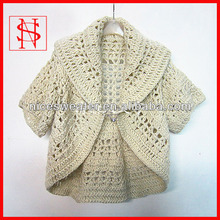 fashion ladies crochet cardigans sweater crochet knit ponchos
