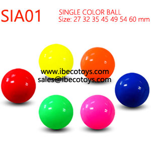 Pink Bouncing Rubber Ball for Sale