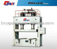 cold press woodworking machine
