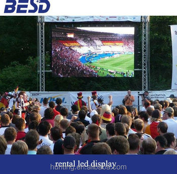 smd dip led display module waterproof led display for rental
