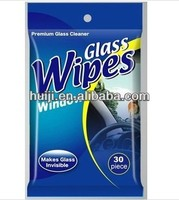 2013 new formula Huiji Multi-purpose glass cleaning wet wipes