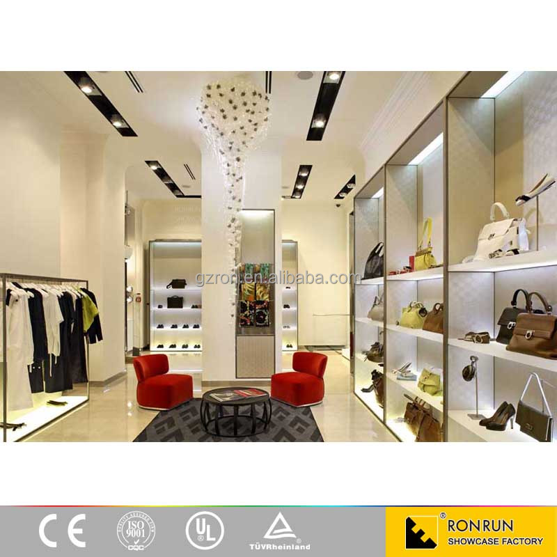 luxury brand boutique dresses boutique furniture retail garment shop interior design