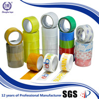 Dongguan 12years OEM Factory With SGS, BV, ISO Cetificate Bopp Packaging Tape