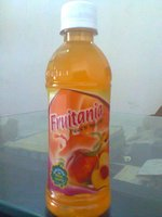 Fruitania peach juice