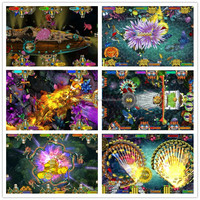 RageSwordshark shooting fish video game, fish hunting game machine