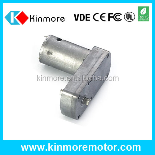 KM-42F550 hot sale miniature dc 12v gear motors to specification