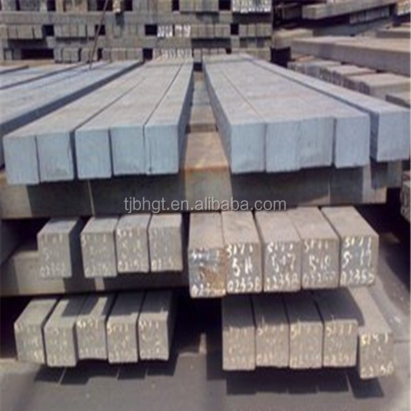 hot selling /best selling hot rolled concast steel billet