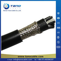Copper conductor instrument cable used in electrical equipment twisted pair cable china manufacturer