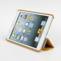 tablet pc leather case for ipad mini2 7.9 inch book cover