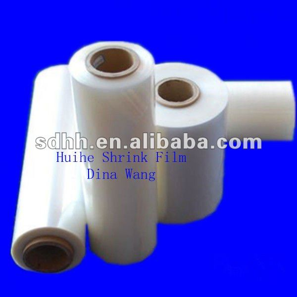 PE Stretch Wrap and PE Shrink Package Film