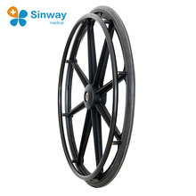 Durable Wheelchair Wheel and Tires with rim