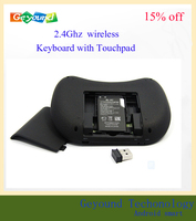 2.4G mini wireless new free shipping i8 keyboard with touchpad