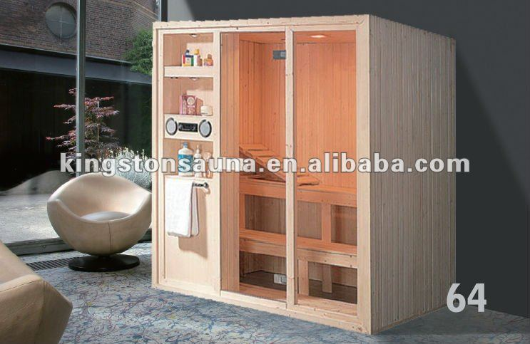 Traditional wooden sauna room / sauna cabin AS-1816