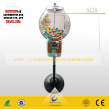 Factory price candy dispenser vending machine gumball machine prizes