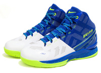A new spring basketball shoes men wear high damping anti-skid breathable shoes
