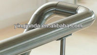 handrail fitting stainless steel railing balustrade stainless steel handrail for stairs