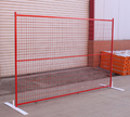 "2""*4"" mesh Canada type temporary fence panel for construction site"