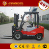 Low price 2.5T YTO diesel rotating the forklift attachment