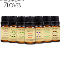 7 in 1 Natural compound essential oil set