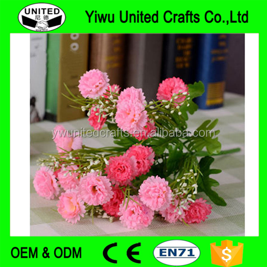 Rose Fake Silk Flower Leaf Artificial Home Wedding Bouquet Party Decoration