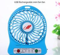 Mini air conditioner brushless fan program usb led fan KRG-Mini Fan