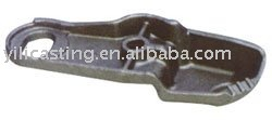 Mining Machinery Parts high manganese steel casting investment casting