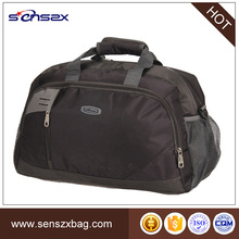 Quilted fabric duffle bags hot sale travel bags for men