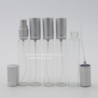 High quality 15ML refillable perfume atomizer spray bottle