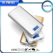 16000mah portable universal power bank power pack for samsung galaxy s4 mini