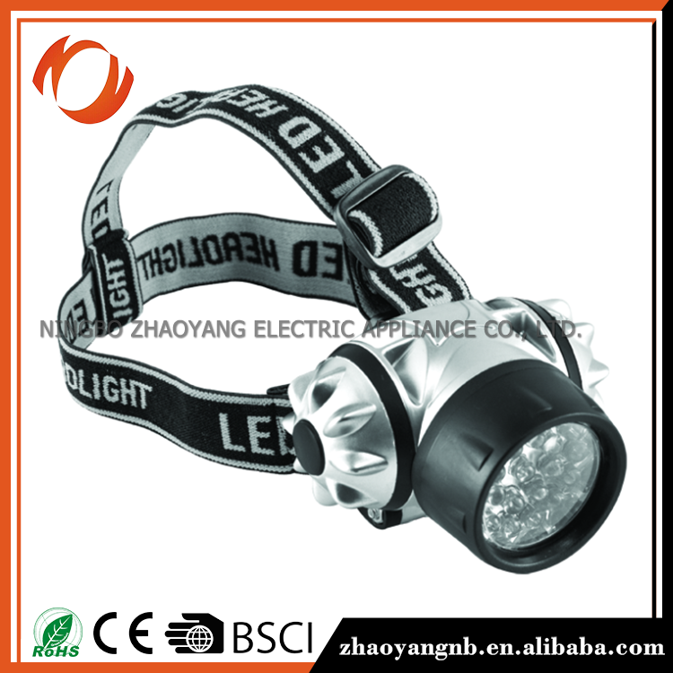 Adventure use corolla head lamp led headlamp