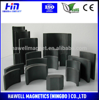china market best selling large size ferrite magnet wholesale