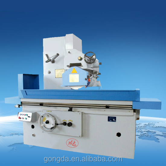 High precision horizontal spindle surface grinder 7140 hydraulic metal processing surface grinder machine