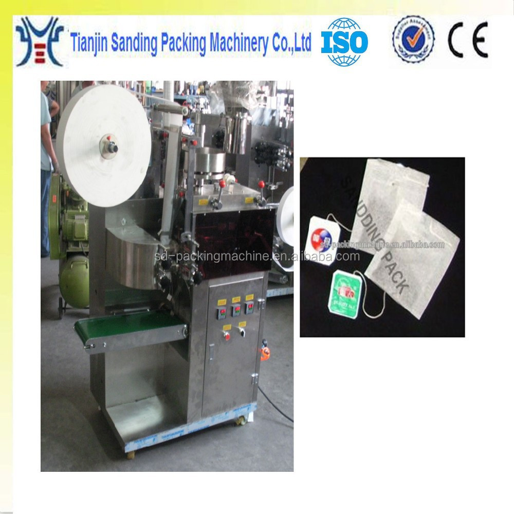 2015 Tianjin Hot sales tea bag making machine, tea packing