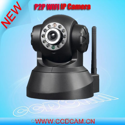 HD Security system mini Pan tilt rotation network wifi pc p2p camera/android external usb camera