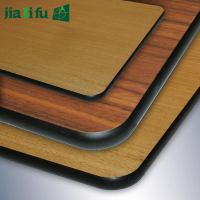 Solid low price exterior 12mm phenolic resin compact laminate hpl panel