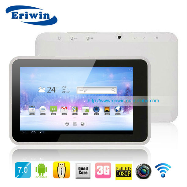 ZX-MD7010 7 inch lemon mtk6577 tablet pc android 4