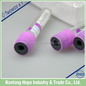 vacuum blood collection tube with CE, FDA, ISO13485