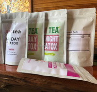 Delicious Low carb private label anti fat wholesale weight loss tea