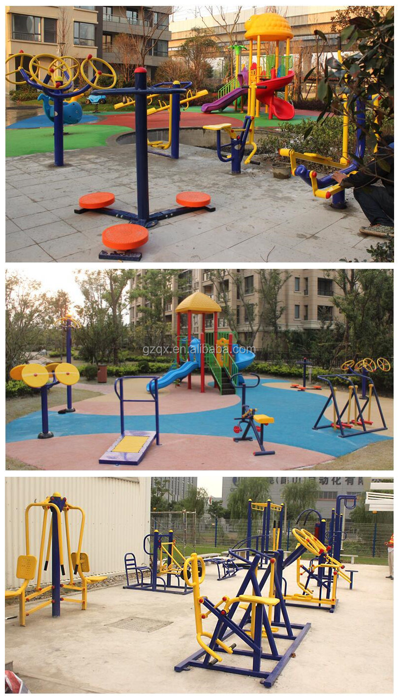 adventure climbing net Outdoor Fitness Playground obstacle indoor